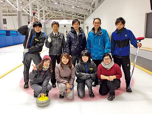 社内企画のスポーツイベント